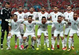 فوتبال ایران در رنکینگ جدید فیفا صعود کرد