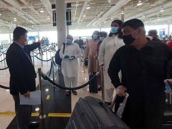ویروس کرونای انگلیسی به پاکستان رسید