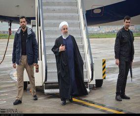 سفر رئیس جمهوری به استان لرستان