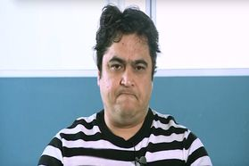 ببینید: واکنش روحالله زم بعد از مشاهده خبر دستگیریاش در کانال آمدنیوز