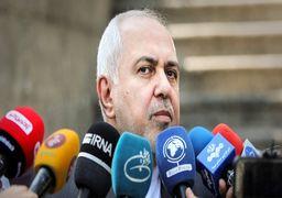 ظریف: اعلام حمایت مقامهای آمریکایی از مردم ایران دروغی شرمآور است