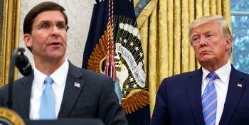 وزیر دفاع آمریکا نامه استعفایش را آماده کرد