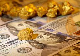 طلا زیر وزنههای دلار بیحرکت ماند