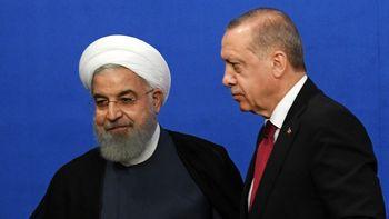دیدار روحانی و اردوغان در آنکارا
