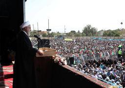 روحانی: ناکارآمدی دولت ادعایی نارواست/ با وجود فشارهای تحریم، به سمت خارجیها دست دراز نکردیم