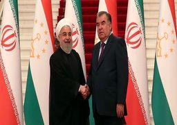 رحمان: به خانه دوم خود خوشآمدید/ روحانی:  در تاجیکستان احساس در وطن بودن داریم + تصاویر