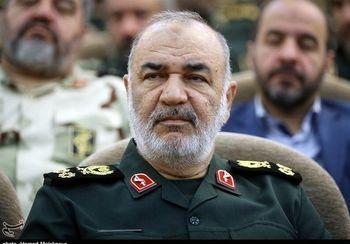 سردار سلامی: تدابیر رهبر انقلاب آرزوهای دشمن را بهم ریخت