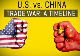 آمادگی مردم چین برای جنگ تجاری و تحریم کالای آمریکایی