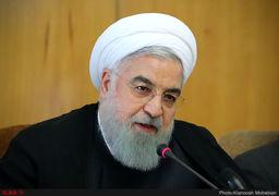 روحانی: حجتی به دلیل فشارهای سیاسی استعفا داد