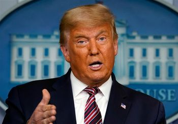 ترامپ: مدارک تقلب در انتخابات آمریکا غیرقابل انکار است