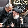 دیدار معاون اقتصادی رئیسجمهور با شبیری زنجانی، مکارم شیرازی و صافی گلپایگانی