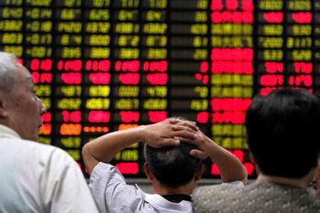 بی ارزش شدن بازار سهام چین
