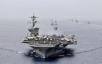 خطونشان دریایی آمریکا برای چین و ترکیه