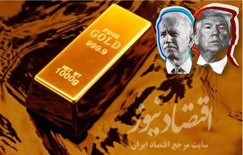 بازار ها از دست ترامپ در رفتند/ روز بزرگ در بازار طلا