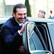 حریری کاندیدای نخست وزیری لبنان نمیشود