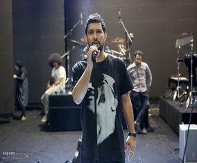 تصاویر کنسرت گروه دارکوب با اجرای حامد بهداد