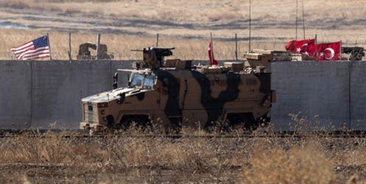 ۱۰۰۰ نیروی نظامی آمریکایی شمال سوریه را ترک میکنند