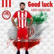 آرزوی باشگاه المپیاکوس برای تیم ملی ایران +عکس