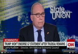 مشاور ترامپ: کانادا از پشت به ما خنجر زد