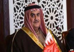 بحرین: مواضع ما در مورد ایران به اسرائیل نزدیکتر است