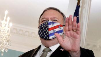 تاسف پامپئو از سقوط بالگرد نظامی و کشته شدن ۵ سرباز آمریکایی در مصر