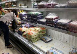 اولین محموله امداد غذایی ایران به قطر ارسال شد