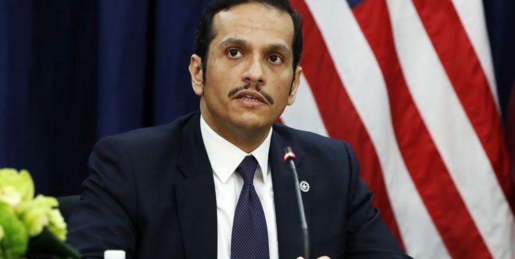وزیر خارجه قطر: با امارات مذاکرهای نداشتهایم
