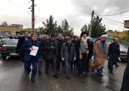 مراسم تشییع پیکر داوود احمدینژاد برگزار شد + عکس