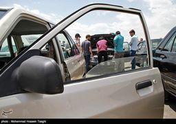 آخرین تحولات بازار خودروی تهران؛ توقف پراید111 روی 50 میلیون تومان+جدول قیمت
