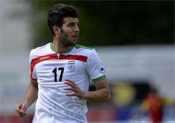ضعیفترین فوتبالیست لیگ در تیم ملی ایران ! + آمار و جزییات