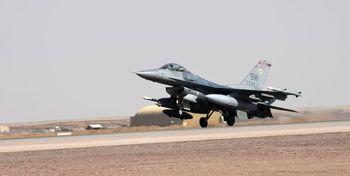 استقرار جنگندههای «اف-16» آمریکا درعربستان