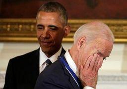 نگرانی جو بایدن از رایزنی اوباما با سایر نامزدهای ۲۰۲۰
