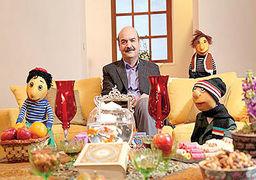«کلاه قرمزی» و رضا عطاران در تلویزیون