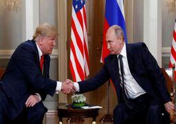 ترامپ به پوتین: تا زمانی که ایران در سوریه حضور دارد، این کشور را ترک نمیکنیم