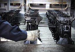 بیش از  100 هزار خودرو ناقص در  کارخانه ها مانده اند