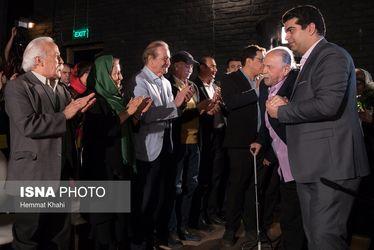 جشن تولد محمدعلی کشاورز