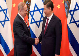 افزایش نفوذ چین در اسرائیل