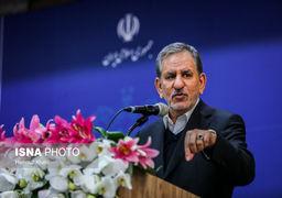 جهانگیری: اتصال بوشهر به شبکه ریلی ضروری است
