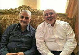 نیویورک تایمز : سردار سلیمانی و ظریف ستاره های جامعه ایران هستند