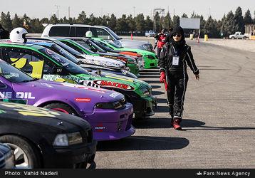 مسابقات اتومبیلرانی دریف قهرمانی کشور