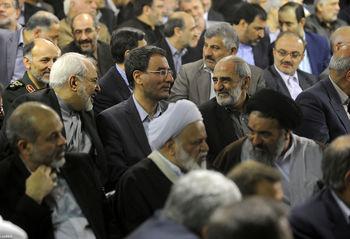 آقای ظریف یادتان باشد وزیر خارجه ما هستید!