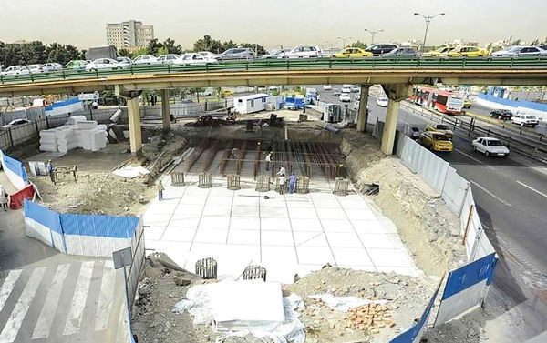 جمعآوری «پل گیشا» در انتظار چراغ سبز پلیس