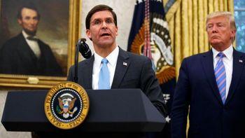 وزیر دفاع آمریکا مسیر خود را از رئیسش جدا میکند؟