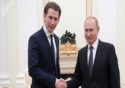 اتریش: بدون روسیه دستیابی به صلح در اروپا غیرممکن است