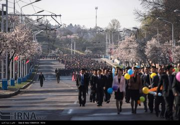 جشن 105مین سالگرد تولید بنیانگذار کره شمالی