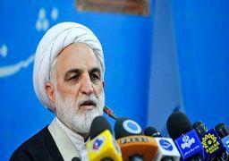 اژه ای: ادعای آزادی شهردار تهران با وثیقه صحت ندارد