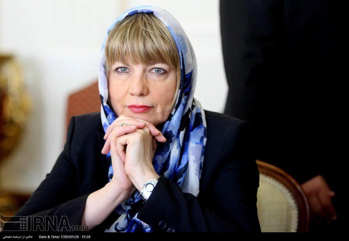 معاون موگرینی به تهران می آید