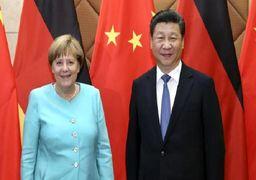 رهبران چین و آلمان بر حفظ برجام تاکید کردند