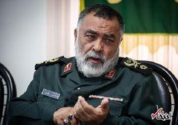 مشاور فرمانده سپاه: اگر حکم شود به میانمار هم میرویم؛ این وظیفه شرعی ماست