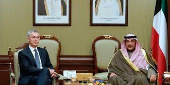 امنیت خلیج فارس، امنیت ناتو است